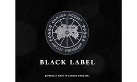 Canada Goose Black Label