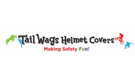 Tail Wags Helmet Covers