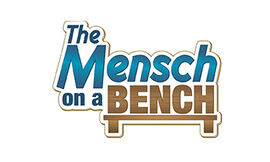 The Mensch On A Bench