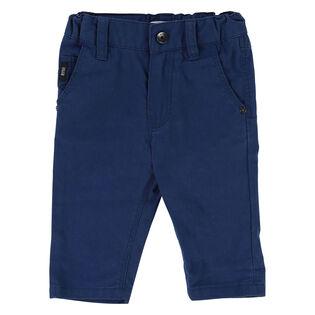 Boys' [18M-3Y] Twill Pant