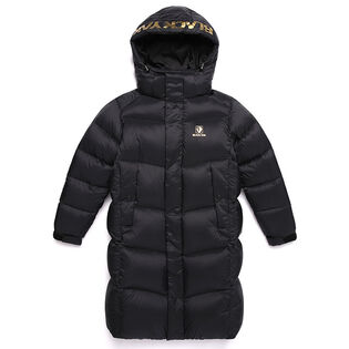 Junior Girls' [7-16] Motor Bench Parka