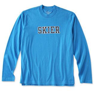 Men's Skier Long Sleeve T-Shirt