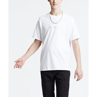 T-shirt décontracté à motif pour hommes