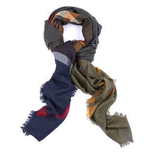 Women's Winter Dress Tartan Scarf