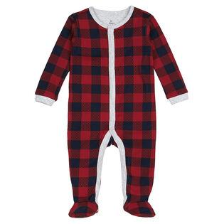 Babies' [12-24M] Buffalo Plaid One-Piece Pajama
