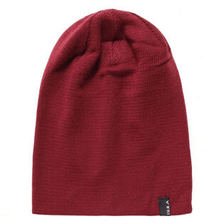 Unisex Tall Reversible Beanie