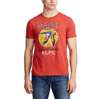Men's Custom Slim Graphic T-Shirt