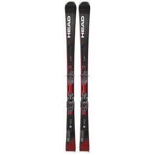 Skis Supershape e-Rally + Fixations PRD 12 GW [2021]
