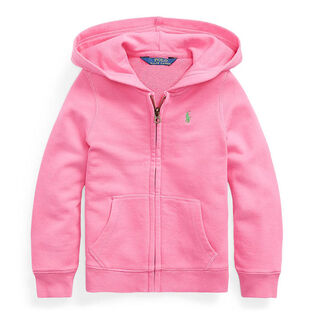 Girls' [5-6X] French Terry Hoodie