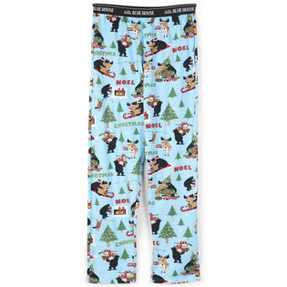 Men's Wild About Christmas Pajama Pant