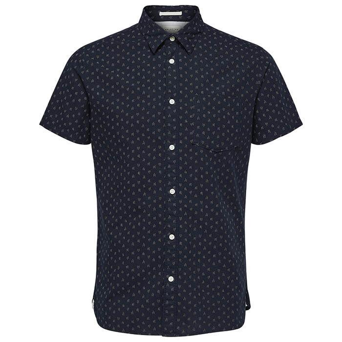 Men's Dotted Shirt
