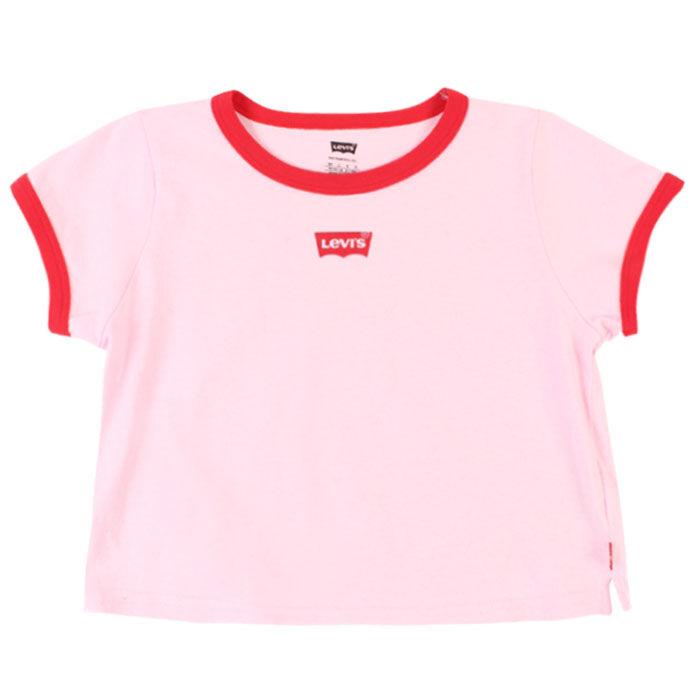 Girls' [4-6X] Batwing Ringer T-Shirt