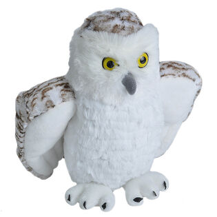 Snowy Owl Stuffed Animal