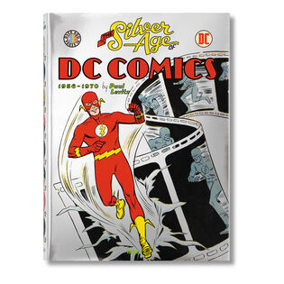 The Silver Age Of Dc Comics Book