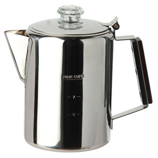 Stainless Steel Coffee Pot (9 Cup)