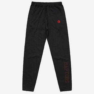 Unisex Toronto Raptors Outline Sweatpant