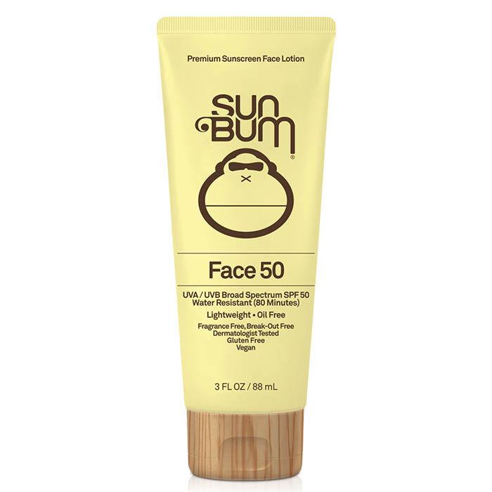 Crème solaire Original 50's SPF 50 pour le visage