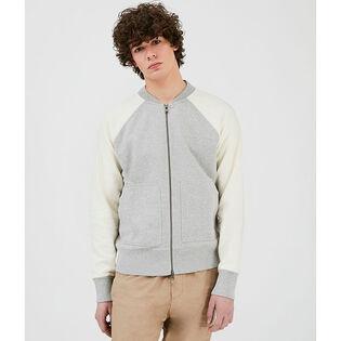 Men's Varsity Bomber Jacket