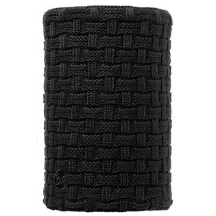 Airon Black Knitted Neck Warmer
