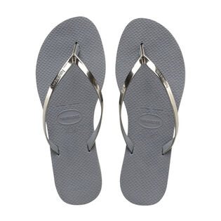 Women's You Metallic Flip Flop Sandal