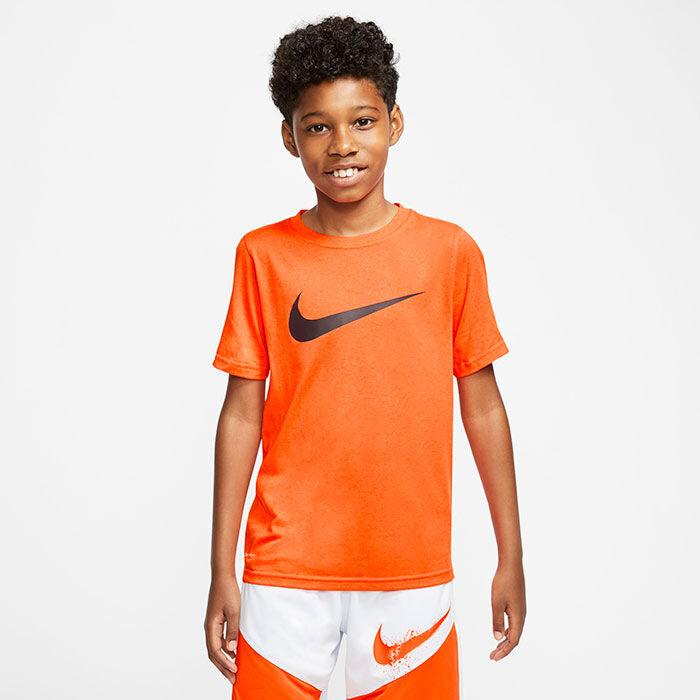 T-shirt Dry Swoosh pour garçons juniors [8-16]