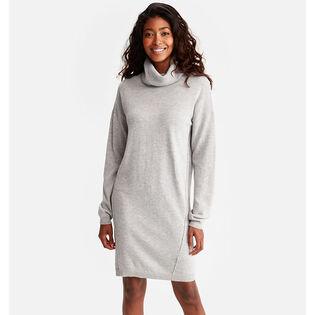 Robe à col roulé Cozy pour femmes