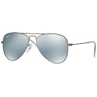 Juniors' RJ9506S Aviator Sunglasses