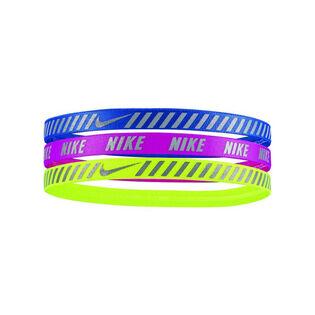 Women's Hazard Stripe Headband (3 Pack)