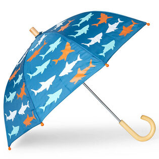 Kids' [2-10] Great White Sharks Umbrella