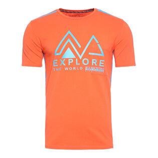 T-shirt Stebbins pour hommes