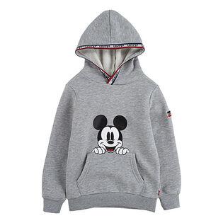 Boys' [4-7] Disney® Mickey Pullover Hoodie