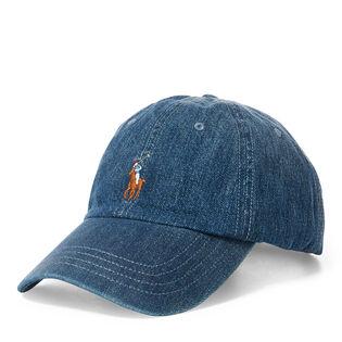 Men's Denim Baseball Cap