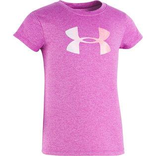 Girls' [2-4] Glitter Logo T-Shirt