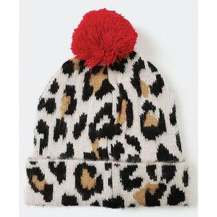 Women's Leopard Beanie