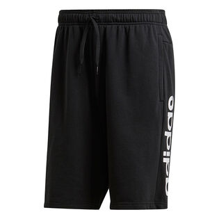 Men's Essentials Linear French Terry Short