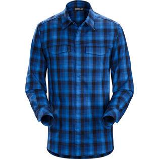 Men's Gryson Long-Sleeve Shirt (Past Seasons Colours On Sale)