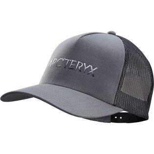 Unisex Polychrome Curved Brim Trucker Hat