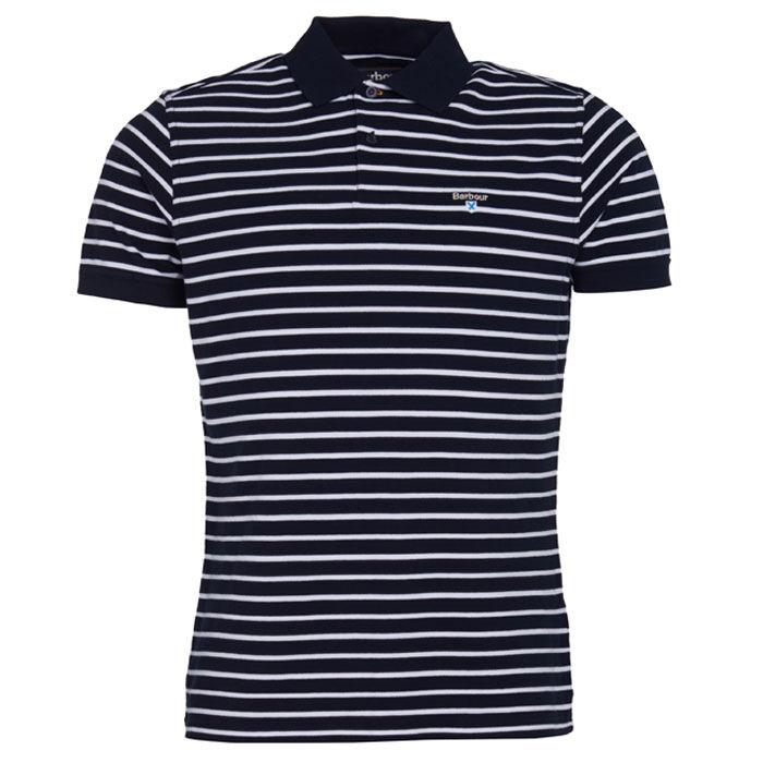 Men's Styhead Stripe Polo