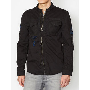 Men's Rodes Military Shirt Jacket