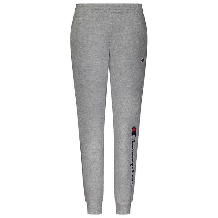 Pantalon de jogging Small Script en tissu bouclette pour garçons [4-7]