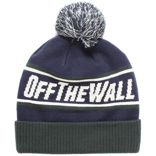 Men's 'Off The Wall' Pom Beanie