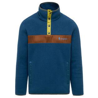 Men's Teca Fleece Pullover Top