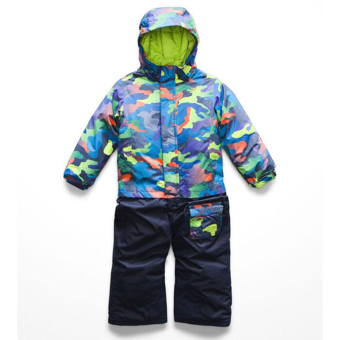Boys' [2-6] Insulated One-Piece Snowsuit