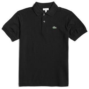 Boys' [2-8] Short Sleeve Classic Pique Polo Shirt