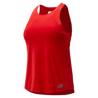 Women's Q Speed Run Crew Tank Top