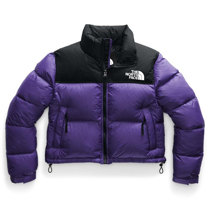 Women's Nuptse Crop Jacket