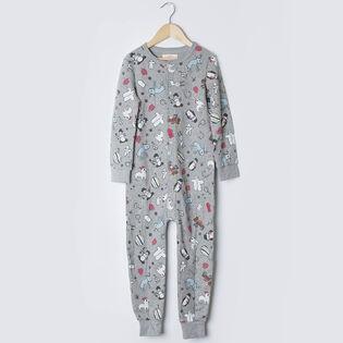 Unisex Arborist Holiday Sick Kids One-Piece Pajama