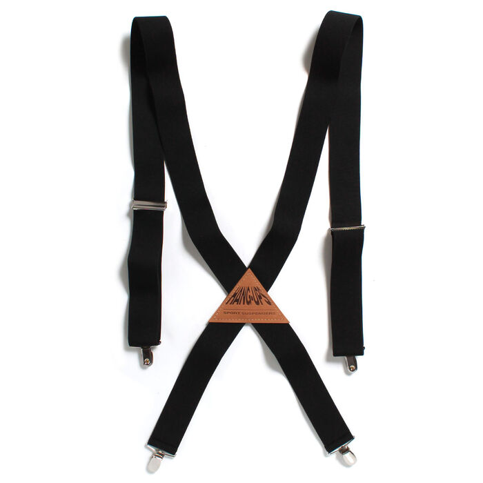 Unisex Hang-Ups Sports Suspenders