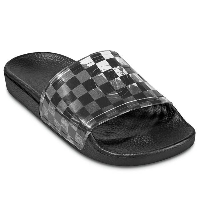 Women's Checkerboard Zoe Slide-On Sandal