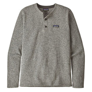 Men's Better Sweater® Henley Pullover Top
